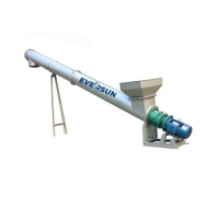 Buy cheap Large Capacity Carbon Steel Flexible Auger Screw Conveyor from wholesalers