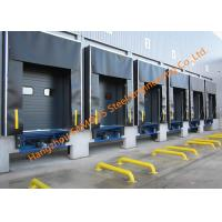 Buy cheap Container Loading Dock Fabric Industrial Doors With Seal Shelter For Distribution Center from wholesalers