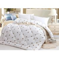 Buy cheap Warm Alternative Down Comforter , Machine Quilting Feather Down Comforter from wholesalers