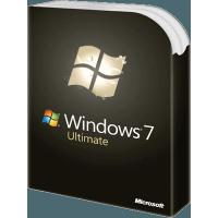 Microsoft Operating Systems Windows 7 Ultimate 64 Bit Key OEM Full Retail