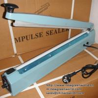 Buy cheap Sealing Element Heat Sealer With Cutter PFS Impulse Sealer from wholesalers