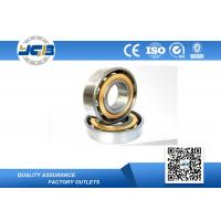 Buy cheap Miniature Angular Contact Bearings / High Speed Automotive Ball Bearings from wholesalers