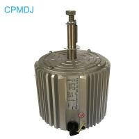 Buy cheap Aluminum Housing Single Phase 220V 550W Heat Pump Fan Motor / AC Motor for Air Conditioning product