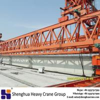 Buy cheap China HSHCL 300t truss type t beam launcher to erection girder from wholesalers