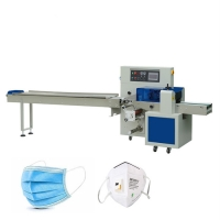 Buy cheap 60mm Face Mask 20pcs/Min Automated Packaging Machine from wholesalers