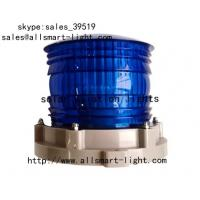 Buy cheap Flash Solar navigation lights ASE-001 3-5km visible distance IP68 from wholesalers