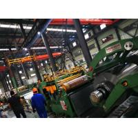 Buy cheap Full Automatic Steel Strips Sheet Metal Slitter / Slitting Line Machine from wholesalers