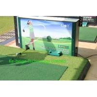 Buy cheap Auto Tee up Machine Golf Equipment for Teaching Academies and PGA Pros from wholesalers