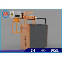 Buy cheap Garden Tools Portable CNC CO2 Laser Marking Machine , Durable Metal Laser Marker Machine from wholesalers