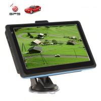 Buy cheap 7 Inch GPS Entertainment Touch-Screen GPS Navigator / Car GPS from wholesalers