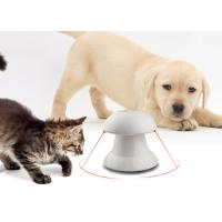 Buy cheap 4 Time Setting Interactive Cat Exercise Toys , Double Automatic Laser Cat Toy product