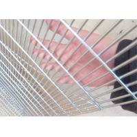 Buy cheap high security anti climb/anti cut 358 wire mesh fencing for sale from wholesalers