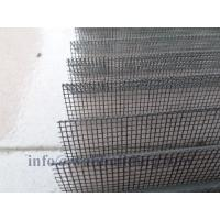 Buy cheap Standard Plain Weave Plisse Screen Retractable Insect Screens 120g/M2 from wholesalers