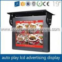 Buy cheap Bus Signage Display Mp4 Video LCD Media Player 350cd/M2 Brightness from wholesalers