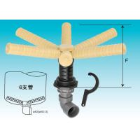 Buy cheap Hub and lateral for FRP Pressure Tanks Bottom mount 6 laterals control valves 4 - 8 thread from wholesalers