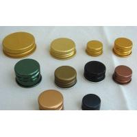 Buy cheap Coated Surface Aluminium Alloy Sheet 8011 Alloy H14 For Wine Caps from wholesalers