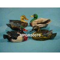 Buy cheap Polyresin Large Duck Decoration from wholesalers