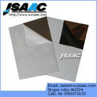 Buy cheap Clear plastic stainless steel protective film for industry from wholesalers
