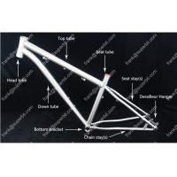 Buy cheap Titanium Bike Brame, Titanium Handle Bar,Titanium Bike Fork, Titanium Road Frames,Titanium Mountain Frames, from wholesalers