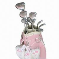 Buy cheap 2013 Golf Club Set with Bag, Customized Design are Accepted, OEM Orders are Welcome from wholesalers