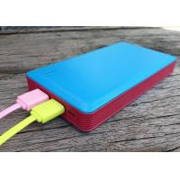 Buy cheap High Battery Capacity 13200mah Portable USB Power Bank Mobile Phone  ( blue ) from wholesalers