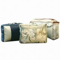 Buy cheap Space Saver Bags for Storing Down and Feather Quilts, Made of PVC and Nonwoven from wholesalers