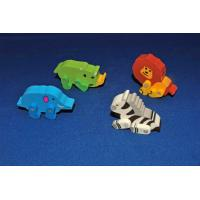 Buy cheap 3D animal erasers of Cow CG-3D01 from wholesalers