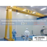 Buy cheap CE ISO Certificates Approved Top Designed Quality Food and Beverage Using Clean Room Cranes and Hoists from wholesalers