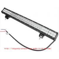Buy cheap 32inch 180W Aluminum Die Cast Housing Stainless Steel Bracket CREE LED Light Bar for 4X4 Car from wholesalers