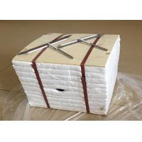 Buy cheap Industrial Furnaces Ceramic Fiber Modules Anchor Thermal Shock Resistance from wholesalers