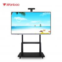 Buy cheap Anti Glare IR Smart Interactive Whiteboard 86 Inch Interactive Touch Monitor from wholesalers