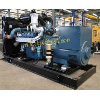 Buy cheap 681kva Doosan Daewoo backup generator equipment with low fuel consumption from wholesalers