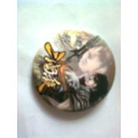 Buy cheap Round Tin Button Badge (ZCRSB005) from wholesalers