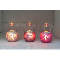 Buy cheap Ceramic Glass Aroma Oil Candle Burner from wholesalers