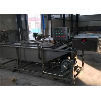 Buy cheap Frozen Fish Thaw Machine Fish Canning Production Equipment with ISO Certification from wholesalers