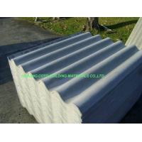 Buy cheap Non Asbestos Fiber Cement Corrugated Sheet (CTA1100) from wholesalers