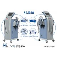 Buy cheap Best 4 Cryo Handles Fat Reduce Slimming Machine Cryo Machine With Antifreeze Membrane from wholesalers