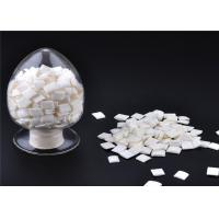 Buy cheap Milk White Hot Melt Glue Granules 160 ± 10 ℃ Operating Temperature from wholesalers