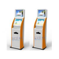 Buy cheap Digital Picture Printing Kiosk Windows7 WIFI Internet Dual Screen Information from wholesalers