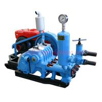 Buy cheap Rotary Reciprocating Piston Pump , 2.5Mpa Triplex Single Acting Piston Pump from wholesalers
