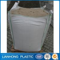 Buy cheap PP jumbo bag/pp big bag/ton bag for sand,building Wholesale high quality bulk bag PP big b from wholesalers