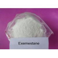 Buy cheap Anti - Cancer Aromasin Exemestane Steroids Healthy White Powder Bodybuilding Enhancement from wholesalers