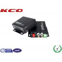 Buy cheap Fiber Optic Video Converter from wholesalers