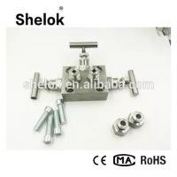 Buy cheap Gas 3 way valve manifold low price product