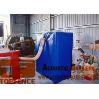 Buy cheap Noise/Sound/Acoustic Enclosures 40dB noise Reduction Customized Owned Size 4 layers design from wholesalers