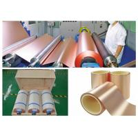 Buy cheap Gray Treated Single Side PCB Copper Foil 500 - 5000 Meter Length Per Roll from wholesalers