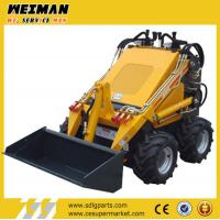 Buy cheap WEIMAN MINI SKID STEER LOADER HY380 from wholesalers