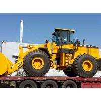 Buy cheap Engineering 6 Ton Front End Wheel Loader Machine With 4CBM Bucket Capacity from wholesalers
