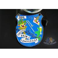 Buy cheap Promotional Custom Design Medals Funny Childrens Medals Black Nickel Plating from wholesalers