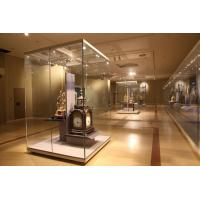 Buy cheap Demountable modular free standing laminated glass display cases from wholesalers